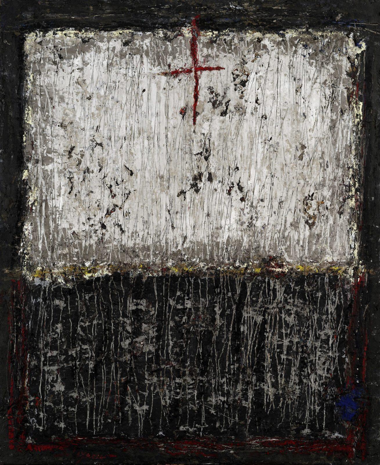«Confessions» Huile sur Toile 60×73 cm